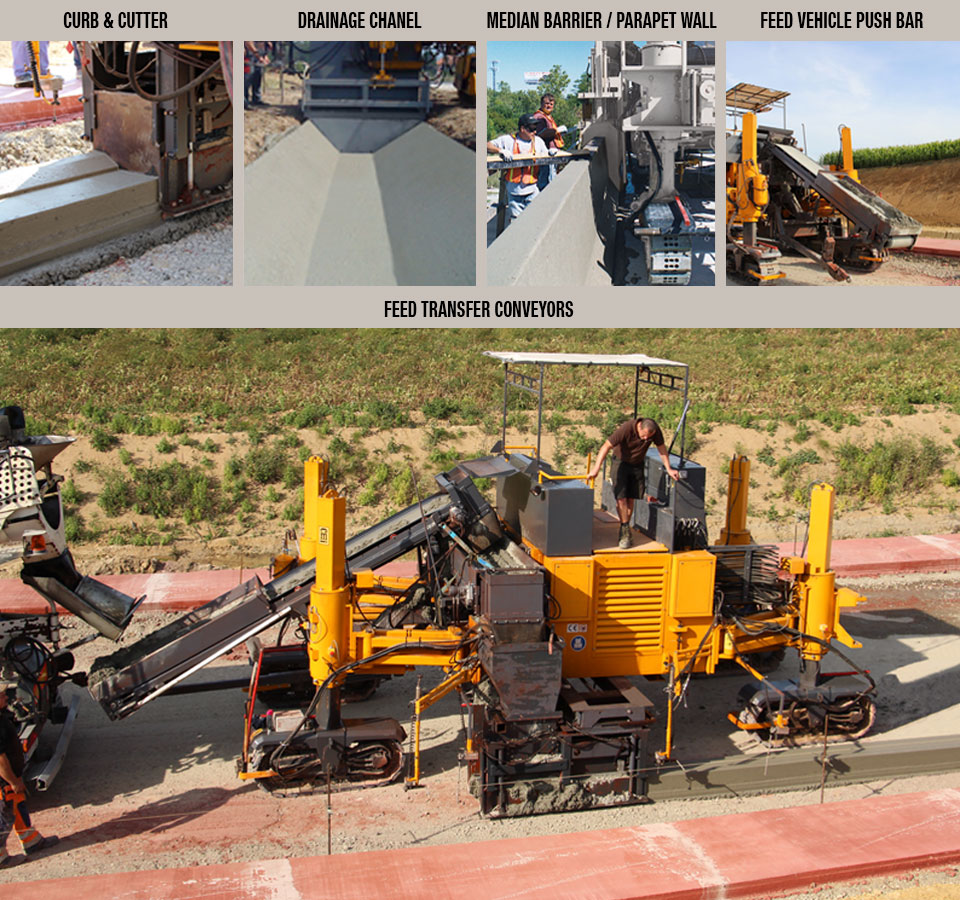 expandable paving mold system